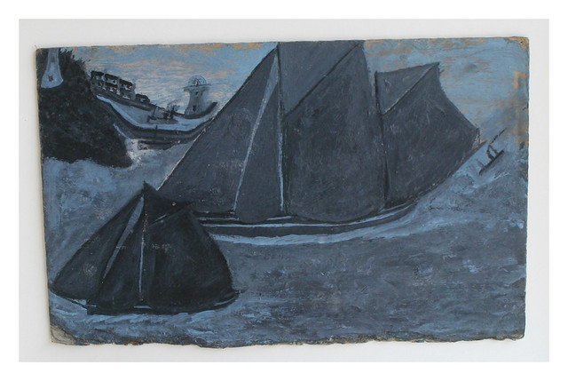 Header of Alfred Wallis