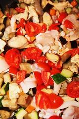 bruschetta(0.0), produce(0.0), ratatouille(0.0), panzanella(1.0), salad(1.0), vegetable(1.0), food(1.0), dish(1.0), cuisine(1.0),