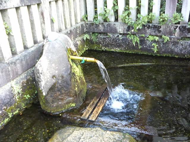 十王村の水2