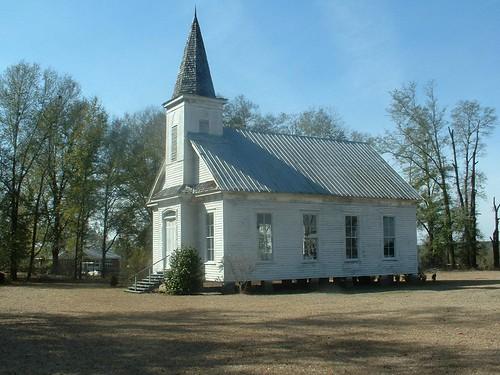 church architecture ga georgia baptist nationalregisterofhistoricplaces primitivebaptist louvale