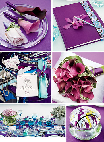 Pucci-Inspired Wedding