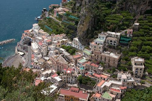 View from Ravello, Amalfi Coast