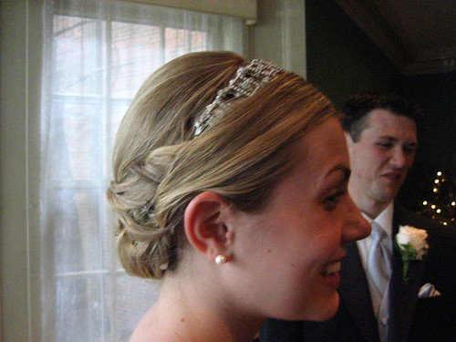 Bridal Hair by amanda-esque