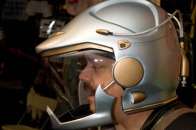 Battlestar Helmet
