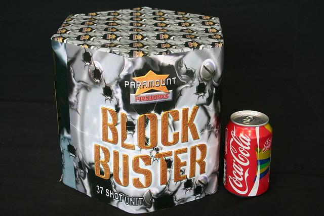 EpicFireworks - BlockBuster 37 Shot