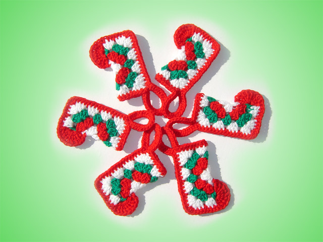 Christmas Stockings - The Crochet Crowd