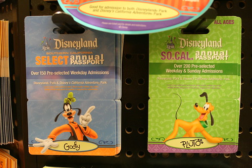 VONS DISNEYLAND TICKETS