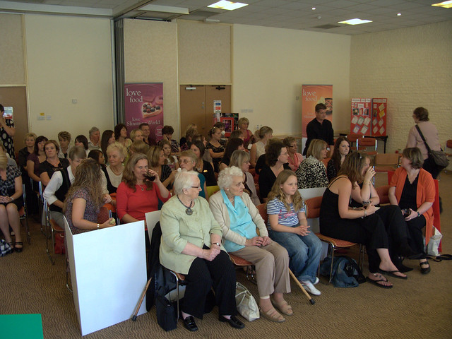Slimming World Woman Of The Year Regional Final South