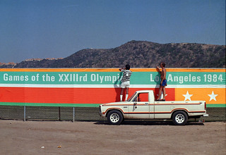 1984 Olympics: Equestrian Eventing (1 of 37)
