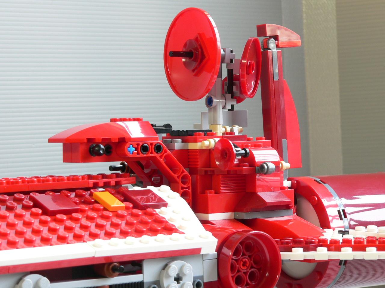 Star Wars Lego 7665 Republic Cruiser 02 A Photo On Flickriver