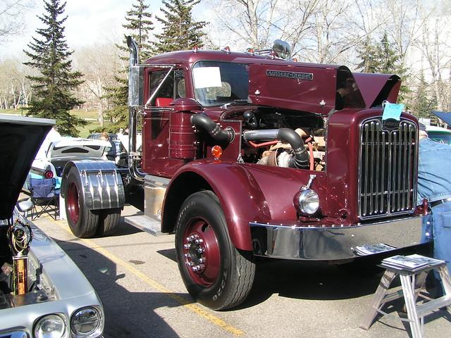 Autocar Diesel Truck