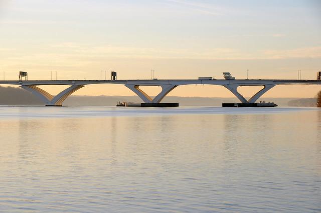Wilson Bridge near Alexandria