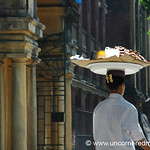 Street Food Vendor - Rangoon, Burma (Yangon, Myanmar)
