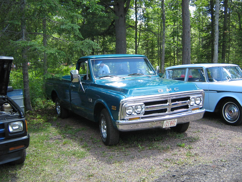 1969 Gmc Pickup A Photo On Flickriver
