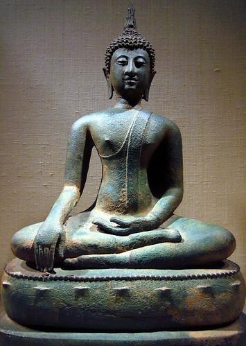Seated Buddha (พระพุทธรูป)