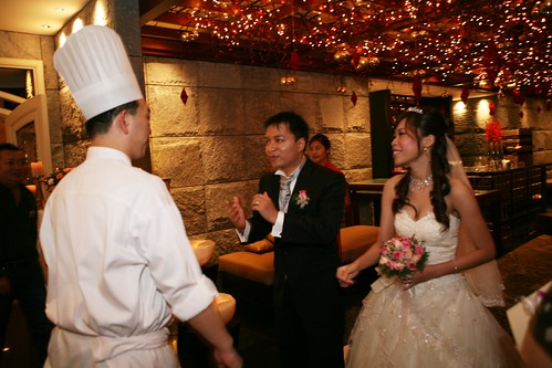 Congratt from our wedding food chef :)
