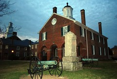 Fairfax County Virginia Historic Courthouse Kristin Hamilton