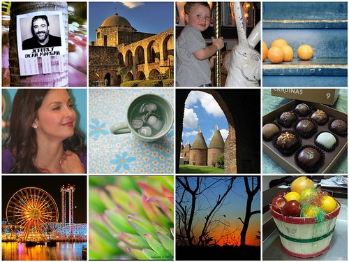 The flickr game (mosaic)