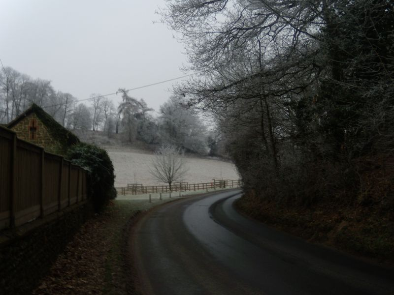Round the curve Wanborough to Godalming