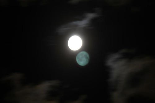 Untitled — August 27 Two Moons