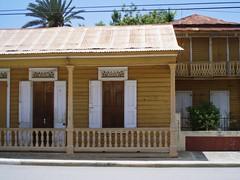Casas de Montecristi.