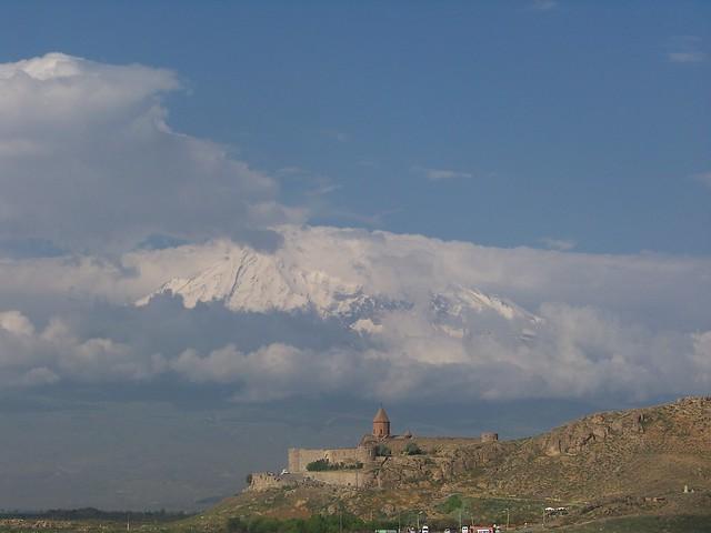 Arménie : Ararat