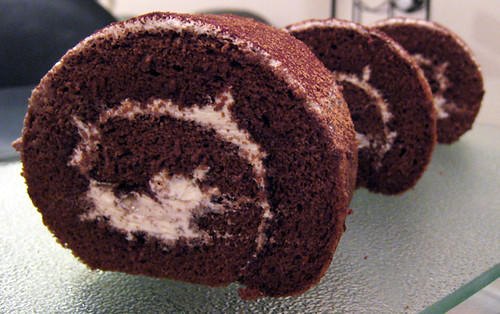 Heavenly Chocolate Cake Roll | Flickr - Photo Sharing!