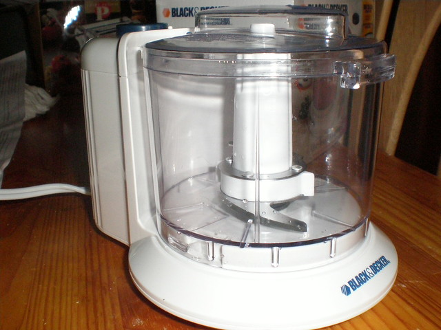 Toy Food Processor : New toy one touch food processor flickr photo sharing