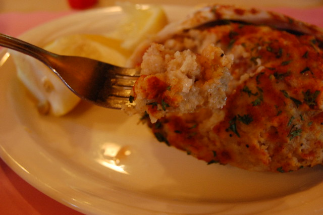 Stuffed Quahog at Twins. | Flickr - Photo Sharing!