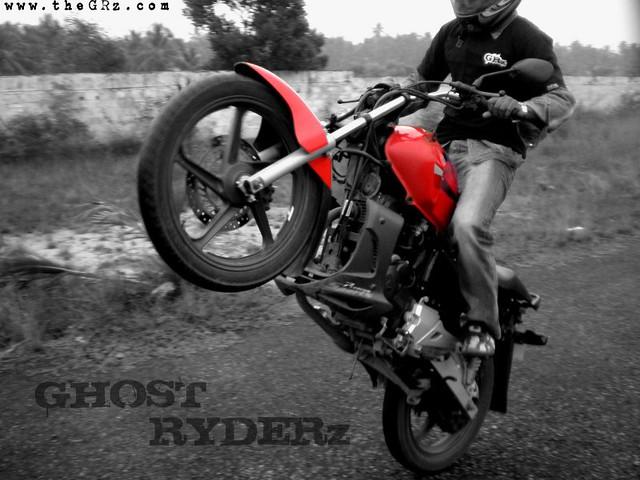 Ghost Ryderz Trivandrum