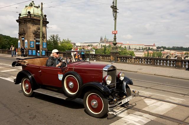 Prague Car Classic Car Museum
