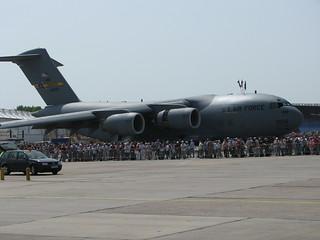 Am Boden: Boeing C-17 Globemaster III