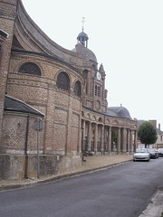 église baroque d'Asfeld,