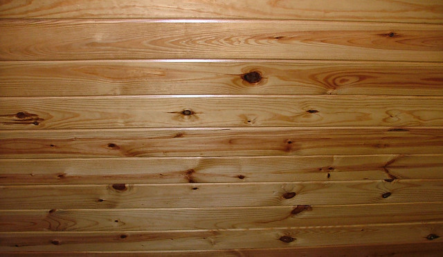 how to clean unvarnished pine