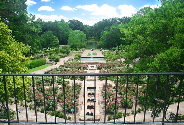 Fort Worth Botanical Gardens Overlook Explore Miss Shari Flickr Photo Sharing