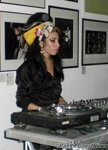 Amy Winehouse   DJ