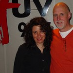 Lucy Kaplansky at WFUV with John Platt