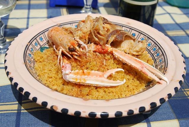 Cous Cous di Pesce a San Vito Lo Capo #0