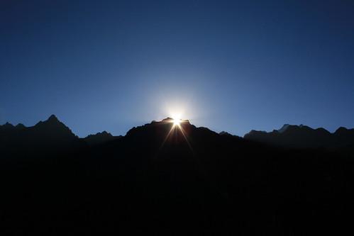 blue sun mountains sol peru machu picchu azul inca sunrise inka montanhas americadosul naturesfinest southamercia anawesomeshot