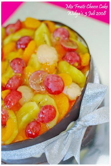 Widya s project: Ganache Cupcake & Cheese Cake lagih