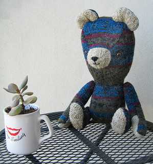 New sweater bear