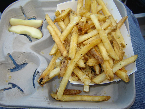 Grounder's Garlic Fries. Seattle, WA July 18, 2008