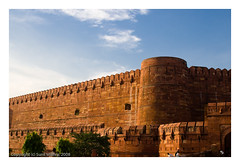 Agra Fort-50 by Sunil Mishra