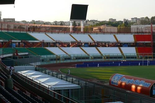 Incontro Catania-Roma, istituiti divieti di circolazione in molte vie della città