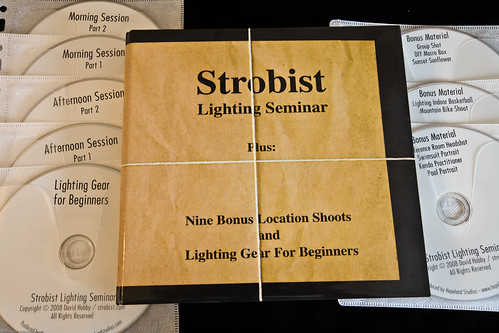 Strobist Lighting Seminar DVD David Hobby