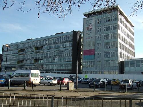 Former Swindon College