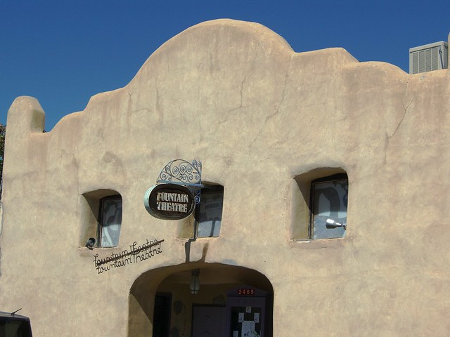 Old Mesilla New Mexico Adobe Building Theater Flickr