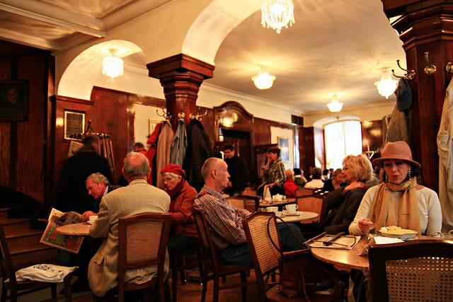 Cafe Tomaselli, Salzburg