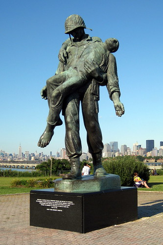NJ - Jersey City: Liberty State Park - Liberation