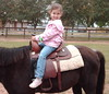 first pony ride